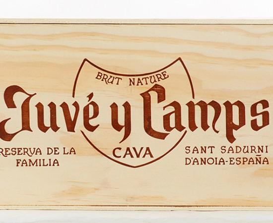 12627 JUVE CAMPS 3B CAJA